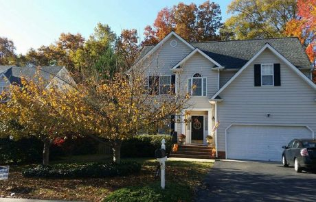 Abbott – After Vinyl Siding Replacement