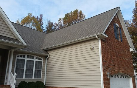 Barrow – After Siding Replacement