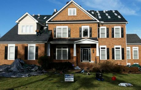 Chaudhry – Before Full Roof Replacement