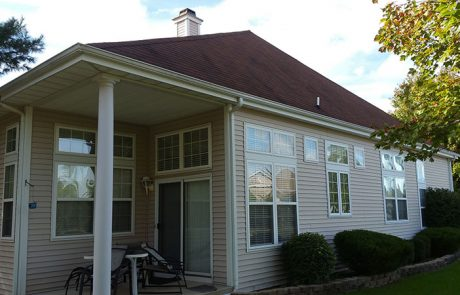 Dales – Before Home Siding Repair