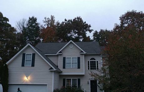 Hogan – After Full Siding Replacement