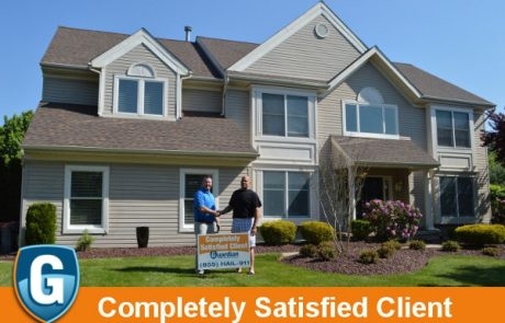 Hurwitz - Completely Satisfied Client For Roof Restoration