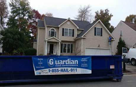 Liban – After New Siding on House