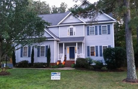 Miscikowski – After Vinyl Siding Restoration