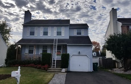 Rypinski – Before Asphalt Shingle Installation